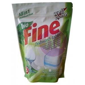 Fine Allin1 mosogató tabl. 36db 10020139