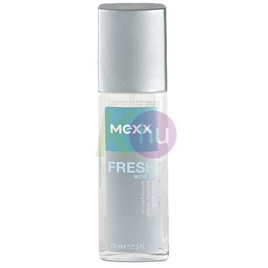 Mexx fresh női pumpás 75ml 11000169