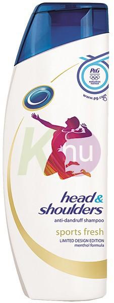 Head&Shoulders Head&S 200ml Sport Fresh 11000547
