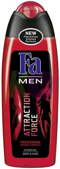Fa tus 250ml Attraction Force 11006131