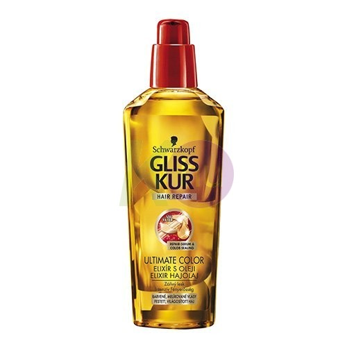 Gliss Kur hajolaj 75ml Ultimate Color Elixir 11006148