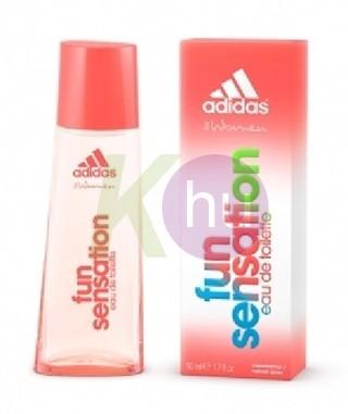 Adidas Ad. edt 50ml női fun sensation 11018612