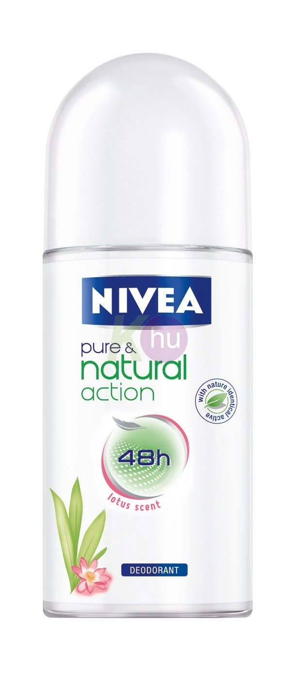 Nivea golyós 50ml P&N Lotus 11021026