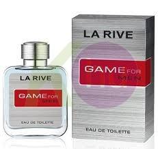 La Rive ffi edt 90ml Game for men 11030730
