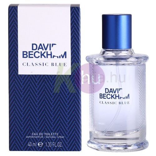 David Beckham edt 40ml ffi Classic Blue 11071011