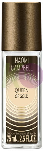 Naomi Campbell Naomi C. Queen of Gold pumpás 75ml 11172208