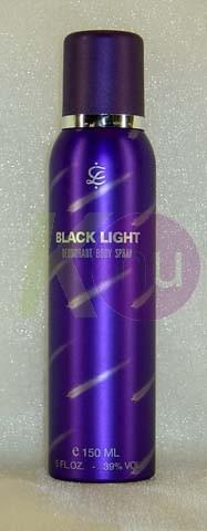 Lamis Women deo 150ml Black Light 11201608