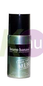 Bruno Bannani Bruno B. deo 150ml Made for Man 11210504