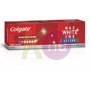 Colgate Colg. fogkrem  75ml Max White One Active 11221150
