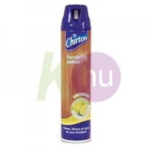 CHIRTON bútortisztító spray 300ml citrom 11223318