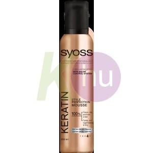 Syoss hajhab 250ml Keratin Style Perfection 11282120