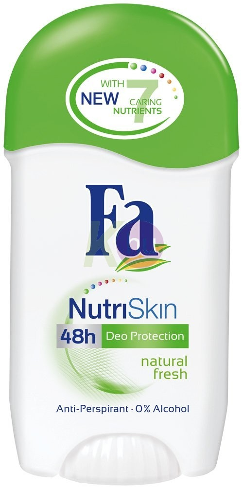 Fa stift 50ml Nutri Skin natural fresh 11529907