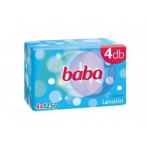Baba szappan 4-es csomag lanolinos 12083100
