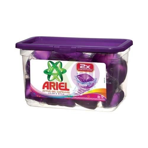Ariel Active Gel Kapszula 2*32db Color 13013806