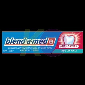 Blend-a-med Blend-a-Med 100ml AntiCavity Healthy White 13013846