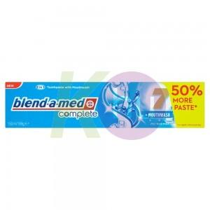 Blend-a-med Blend-a-Med 150ml Complete ExtraFresh 13013859