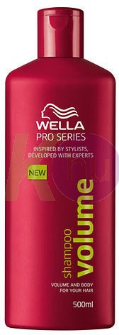 Wella sampon 500ml Volumennövelő 13026932