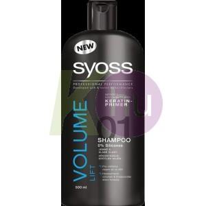 Syoss sampon 500ml Volume Lift (Dúsító) 13100712