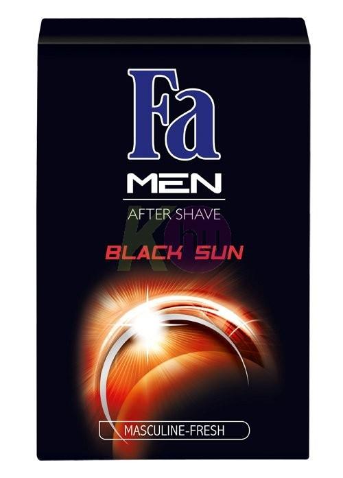 Fa after 100ml Black Sun 13100850