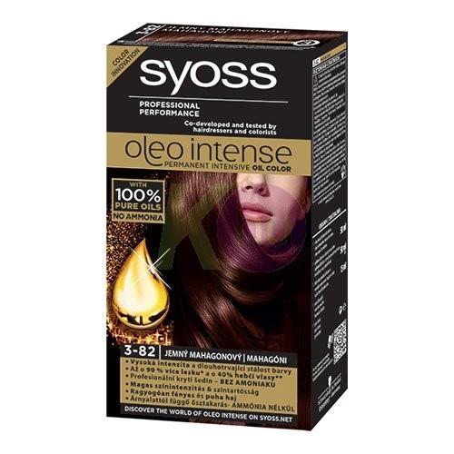 Syoss Color Oleo 3-82 Mahagoni 13100903