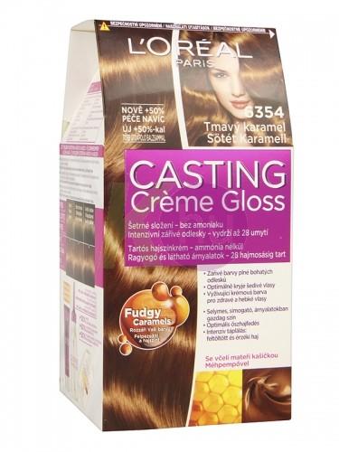Casting Creme Gloss Casting C.G. 6354 Sötét karamell 13106703