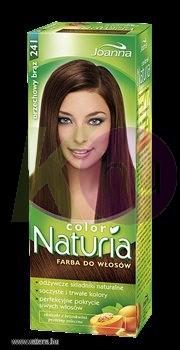 Joanna Naturia col. hajfesték 241 mogyoró barna 13107114