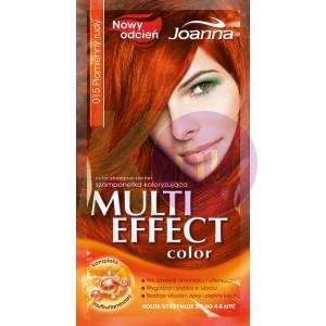 Joanna Multi Effect hajszínező 15 tűzvörös 13107131