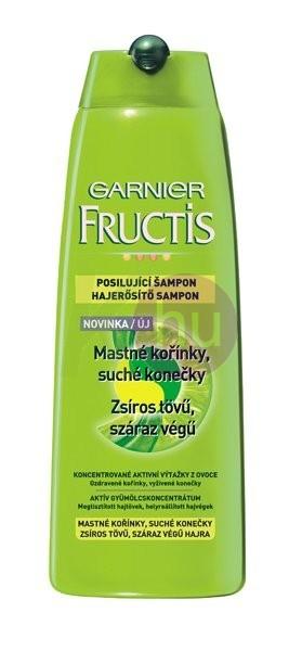 Fructis sampon 250ml zsiros tövü 13145200