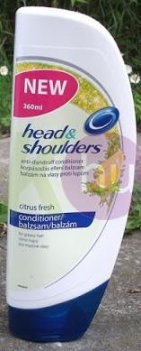 Head&Shoulders Head&S. balzsam 360ml zsíros 13159811
