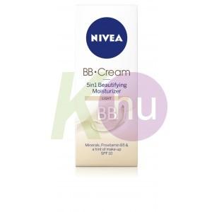 Nivea Visage Nivea V. BB 5in1 arckrém 50ml Hidratáló Világos bőrre 13171165