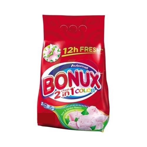 Bonux 60 mosás / 4,2kg 2in1 Rose Color 13503158