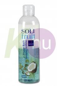 Solifruit Fürdöolaj 250ml kókusz-tigrisfű  14005303