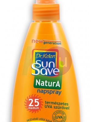 Sunsave F25 napspray 150ml NaturaA 14088800