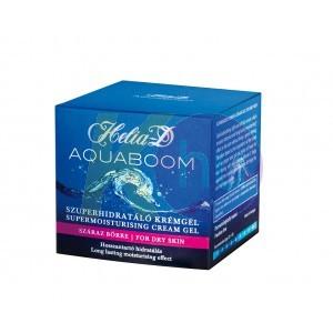 Helia-D aquaboom szuperhidratáló krém-gél 50ml száraz 14105404