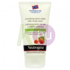 Neutrogena kézkrém 75ml Nordic Berry 14301203
