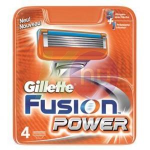 Gillette Gillette Fusion Power betét 4db 15028893