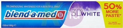 Blend-a-med BAM 150ml 3D White 16021118