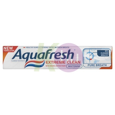 Aquafresh Aqua. fkrem 75ml Extr. Clean pure 16025507