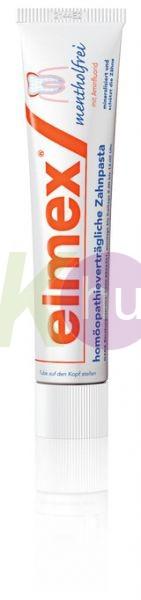 Elmex fogkrém DUO 2*75ml Mentolmentes 16034555