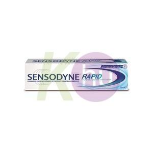 Sensodyne fogkrém 75ml rapid 16059501
