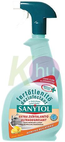 Sanytol fertőtlenítő konyhai spray 500ml 16248020