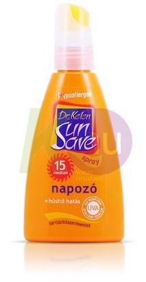 Sunsave F15 napozó spray 150ml 17029700