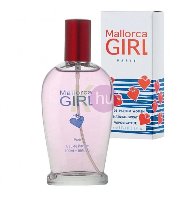 Mallorca girl edt 100ml 18014200