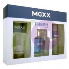 Mexx Fresh kar.csom ffi ( edt 30ml+tus 50ml+deo 50ml) 18104756