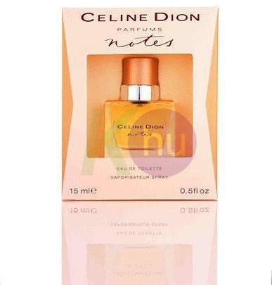 Celine Dion Celine D. edt 15ml notes 18128500