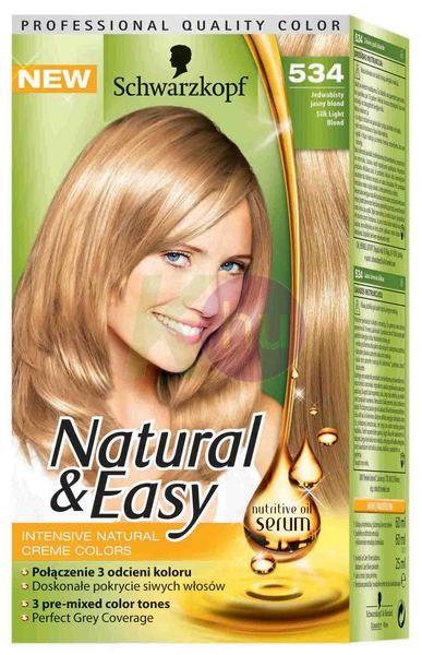 Natural&Easy hajfesték 534 19211311