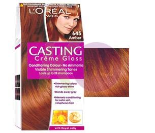 Casting Creme Gloss Casting C.G. 645 borostyán 19302109