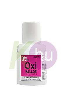 Kallos oxigente 60ml 9% 193352125