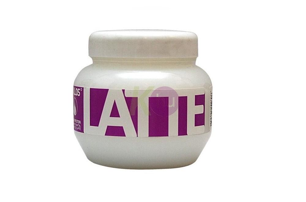 Kallos hajápoló krém 800g Latte 19335250