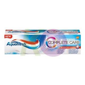 Aquafresh fogkrém 100ml Complete care Whitening ÚJ 19337012